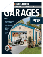 Black & Decker the Complete Guide to Garages