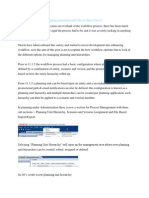 11.1.2 Planning – Managing planning unit hierarchies Part 1
