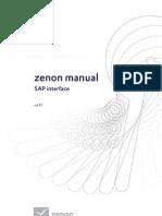 Zenon SAP Interface