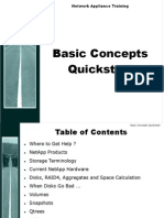 NetApp Basic Concepts Quickstart Guide