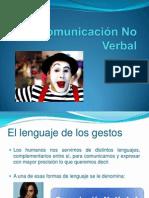 Comunicación No Verbal (18Jun)