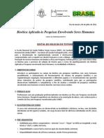 edital fiocruz
