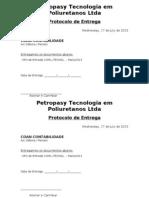 Protocolo Petropasy