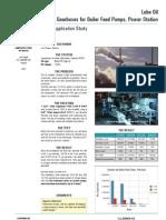 Industry LubeOil Gearboxes BoilerFeedPumps PowerStation ASIN5085UK