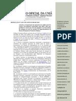 RESOLUÇÕES  GOVERNO FEDERAL FINANCIAMENTO E DIVIDAS AGRICULTURA FAMILIAR
