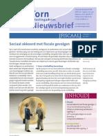 Nieuwsbrief Fiscaal Nr 3 Juli 2013