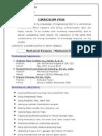 Shefeek's Resume