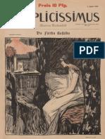 Simplicissimus Volume 1—Issue 1