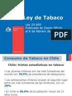 Nueva Ley de Tabaco 08feb2013