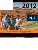 Interns Booklet 2012