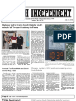 Faith Independent, July 17, 2013