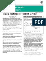 Black Victims of Violent Crimes