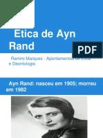 Ética de Ayn Rand