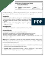 Plan de mejoramiento 4-3 (Geometría y Estadística - 2º periodo)