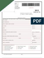 Corp Tax 2012 Master Trinidad and Tobago