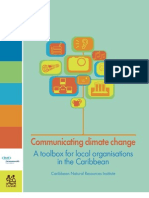 Communicating Climate Change - A toolbox for local organisatons in the Caribbean