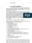 One Above and Seven Below_Scribd Edition