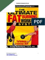Ballantyne 2K9 Ultimate Fat Burning Workout