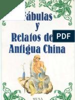 Fábulas y Relatos de la Antigua China