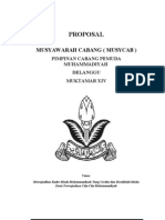 Proposal Musycab PCPM 2011