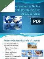 Componentes De Los Sistemas De Recolección De Aguas