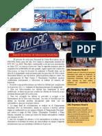 Reporte de Selecciones 2013 FECOPA