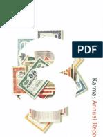 Potlatch Design Series Annual Reports