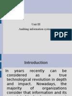 General Concepts of Audit
