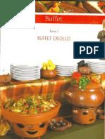 Buffet Criollo Peruano