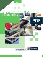 AIN Plastics Shapes for Machining Brochure