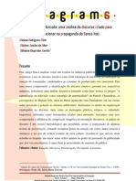 A Emoção Fabricada-uma análise do discurso criado para emocionar na propaganda do Banco Itaú
