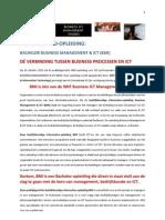 BACHELOR BUSINESS MANAGEMENT & ICT