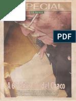 Separata Guerra Del Chaco El Deber 2002