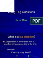Geds 1 Tag Questions