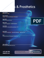 Plastics for Orthotics and Prosthetics