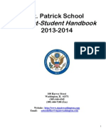 St  Patrick Parent-Student Handbook_2013-2014 final draft.pdf