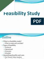 01feasibility Study Presentation