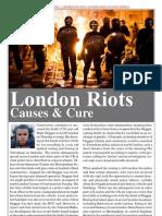 London Riots August 2011