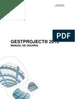 Manual de Ususario-GP2010 Gesproyect