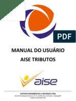 Manual Completo - Sistema AISE Tributos