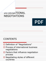 Int'l negotiations 2010.ppt