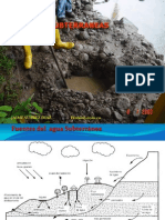 Agua Subterranea