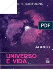 universo e vida - áureo - hernani t santanna