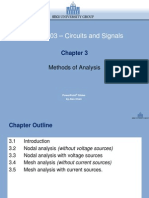 Chapter 3 - Methods of Analysis