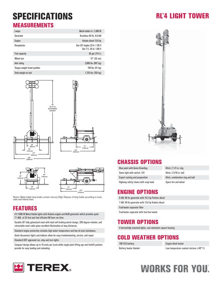 RL4000 | Diesel Engine | Vehicles