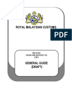 General Guide GST Malaysia