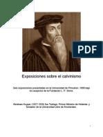 2007-4-5 Exposiciones Sobre El Calvinismo Abraham Kuyper 1