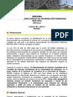 Detalle Diploma IFRS v28