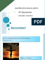 Iglesia Bautista Jehová Jireth