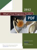 Fragrance Profile Quiz